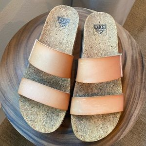 Reef Women Slide Sandals